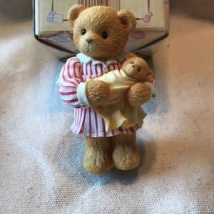 """Cherished Teddies """"Lela Nightingale """" figurine"""